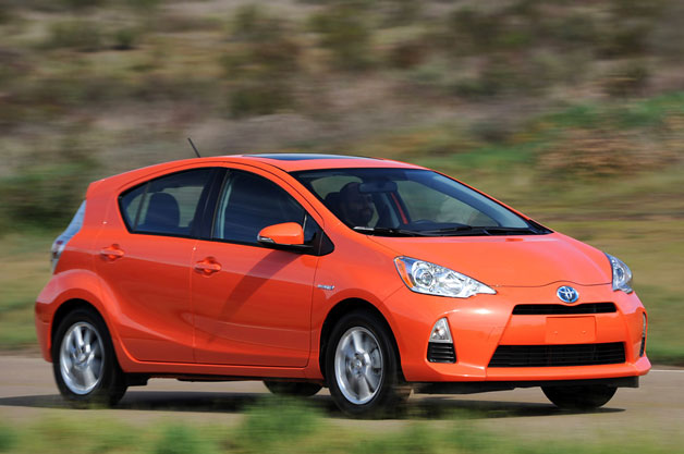 Toyota Prius C